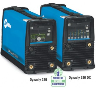 Dynasty 280 DX - svařovací zdroj TIG/WIG