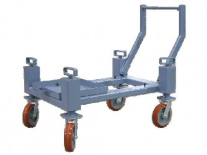 Vozík pro KBM 28 Hydraulický