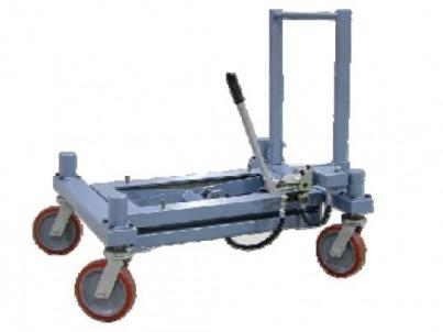 Vozík pro KBM 28 Hydraulický č.2