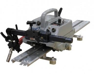 KAT® Svařovací a řezací vozík - flexibilní dráha