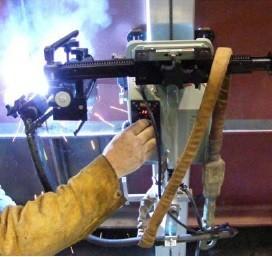 KAT® Svařovací a řezací vozík - pevná dráha č.2