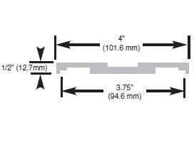 Flex-Track Stiffener č.2