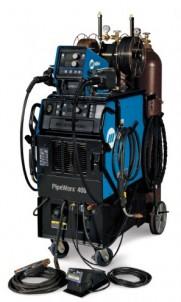Multiproces svařovací zdroj PipeWorx 400