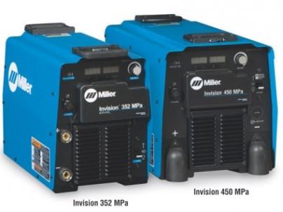 Multiproces svařovací zdroj Invision MPa Plus System