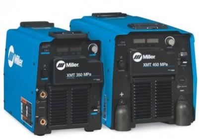 Multiproces svařovací zdroj XMT 350/450 MPa
