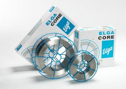 Plněná elektroda Elgacore DW 50